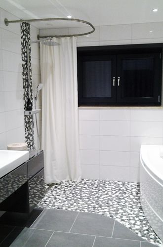 8 best galbotwins solution barres rideau de douche plafond de galbobain images on pinterest. Black Bedroom Furniture Sets. Home Design Ideas