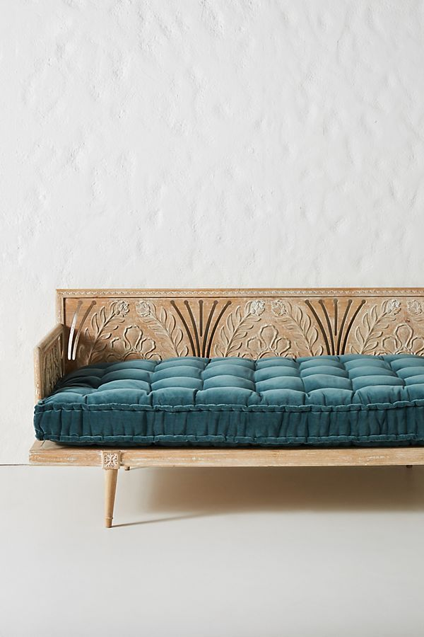 Velvet Daybed Cushion Daybed Cushions Velvet Cushions
