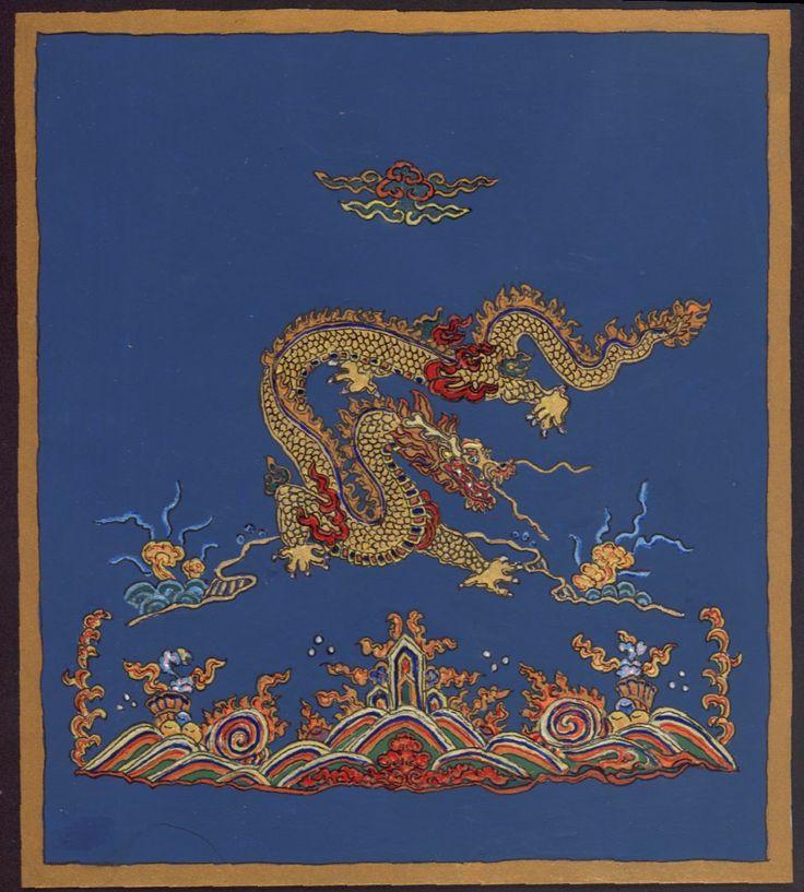 """A Sárga Sárkány közbelép. 2010 szeptember, Mars a Skorpióban. Az álom a Kínai Jelképtár borítójának szarvasalakját """"cserélte le"""" sárkányra. Kínában a árkány leginkább az életadó vizek jelképe általában, a természetfeletti erők és bölcsesség, a rejtett tudás megtestesítője. Az égi világok jelképeként is hatalmas őrző és védelmezőként tisztelik. Nagy szerencsét, a felsőbb világokból származó irányítást, oltalmat társítanak hozzá. A sárga sárkány különösen jelentős."""