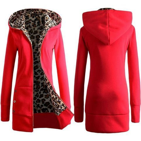 "100%+Brand+New+and+high+quality Stylish+and+fashionable+appearance,+unique+and+exquisite. Style:Women+Hooded+Coat Material:+Cotton+Blend Size:+S+,+M+,L+,XL,XXL,XXXL Size+Chart: Size------Bust--------Length------Shoulder------Sleeve +++++++++++++++++++++++++++++++++++ S-----98cm/38.6""-..."