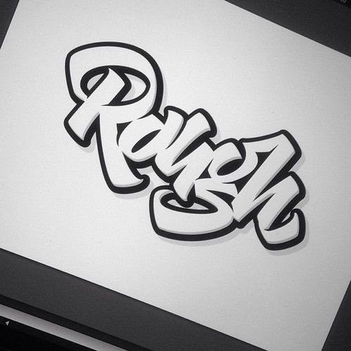 25 Great Ideas About Graffiti Lettering On Pinterest