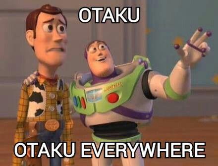 Otaku, Otaku Everywhere ( •̀∀•́ )  #Otaku #Otakumeme #Otakueverywhere #Otakupost #Otakufunny #OtakuIssue #OtakuProblem #OtakuForever #Otaku
