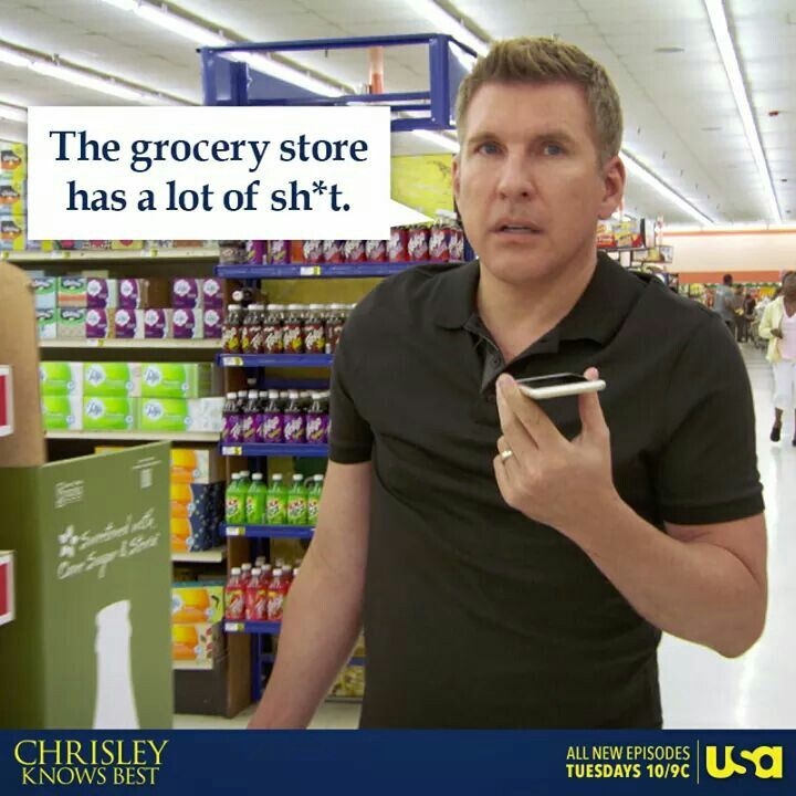 Chrisley Knows Best ... Todd Chrisley