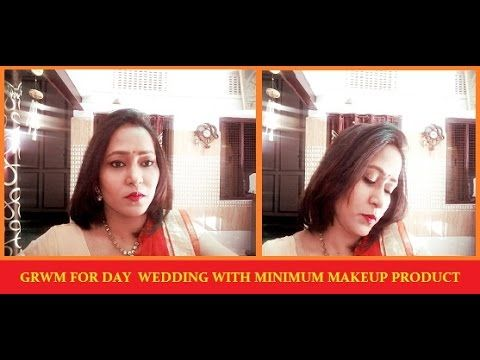 💗💗GRWM For Day Wedding !! My First GRWM !! Indian life Style with Reetu💗💗