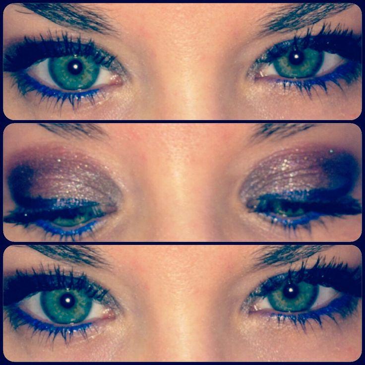 sexy green eyes