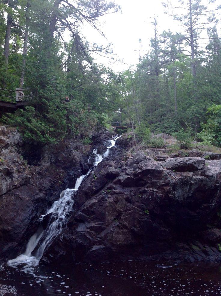 Beautiful Crystal Falls