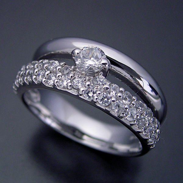 この指輪はダイヤモンドが綺麗じゃないといけない。  This ring should not and diamond does not shine.  http://brilliant.ocnk.net/166  #婚約指輪 #engagementring #weddingring #diamondring #結婚指輪 #marriagering #weddingband #brilliantjewelry #ブリリアントジュエリー