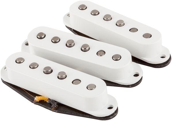Custom Shop Fat '50s Stratocaster Pickups, Set of 3 | Fender Pickups and Preamps