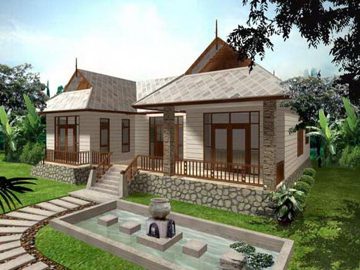 Perfect Single Story Home Exterior House Plans Google Search