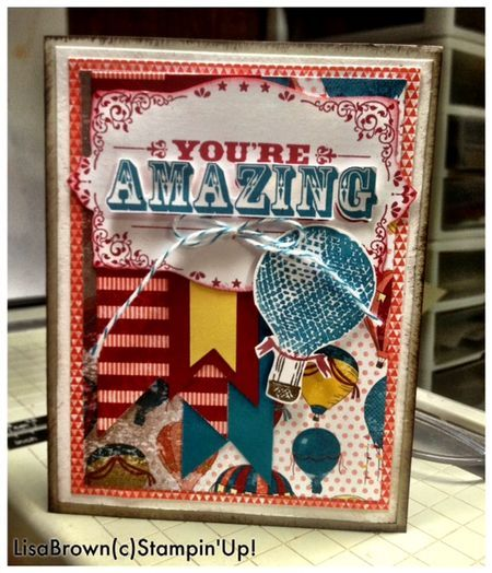 You Re Amazing Love: 15 Best Stampin' Up! You're Amazing Images On Pinterest
