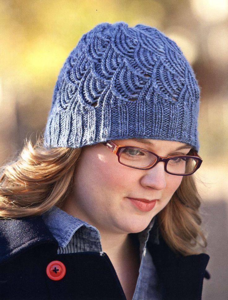 Вязание шапки Everdeen Beanie