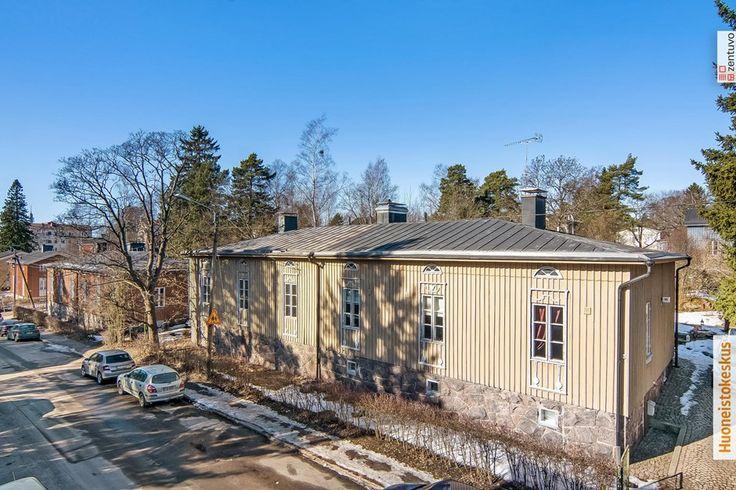 Myydään Väinölänkatu 16, Helsinki | Huoneistokeskus