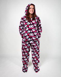 Footie pajamas!: Comfy Things, Jack Footi, Christmas Pajamas, Jack O'Connel, Nightmare Before Christmas, Footi Pajamas, Christmas Jack, Hoodiefooti Pjs, Jack Skellington