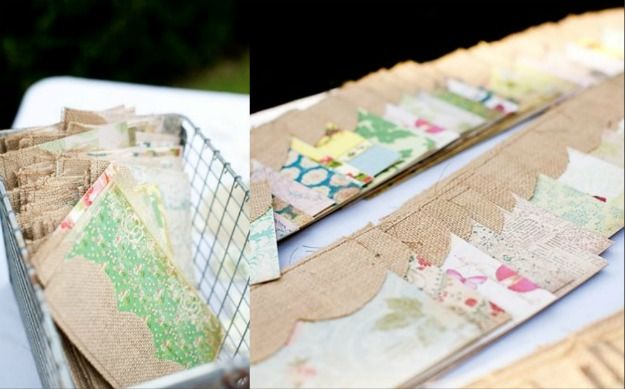 DIY Wedding Programs! (CRAFT)