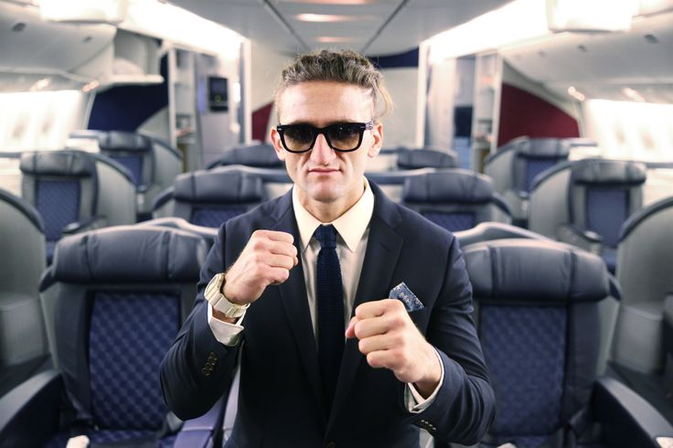 Filmmaker Casey Neistat's adventurous take on our new Ludlow Traveler suit.