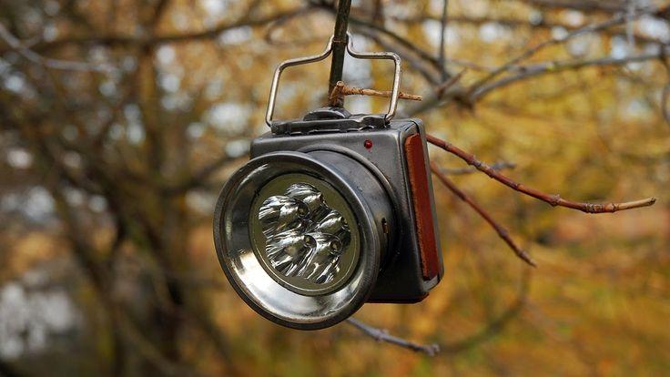 Реинкарнация советского фонарика
