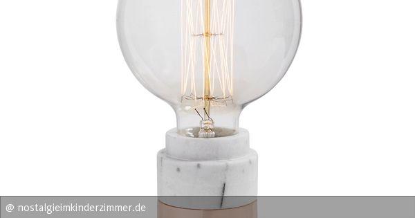 Keine Lust auf einen Lampenschirm? Mit diesen Leuchten wird die Glühbirne zur stylischen Lichtquelle