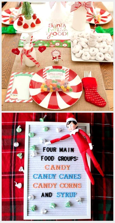 Elf on the Shelf Christmas/Holiday Party Ideas Photo 3