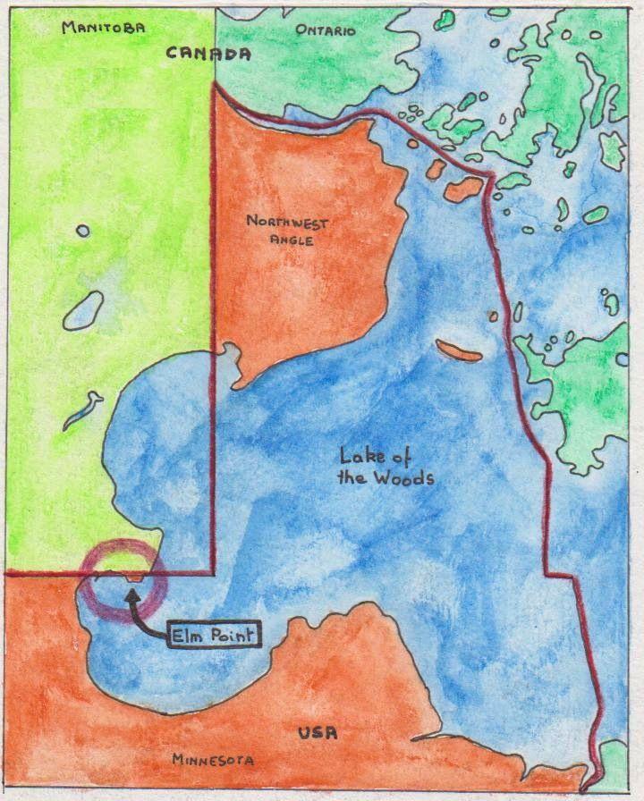 Trending Northwest Angle Ideas On Pinterest Washington State - Map of northwest us and alaska