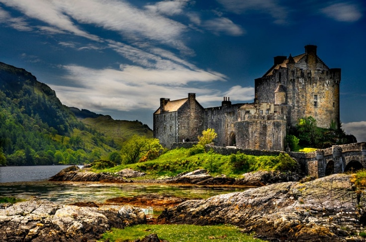 Eilan-Donan-Castle