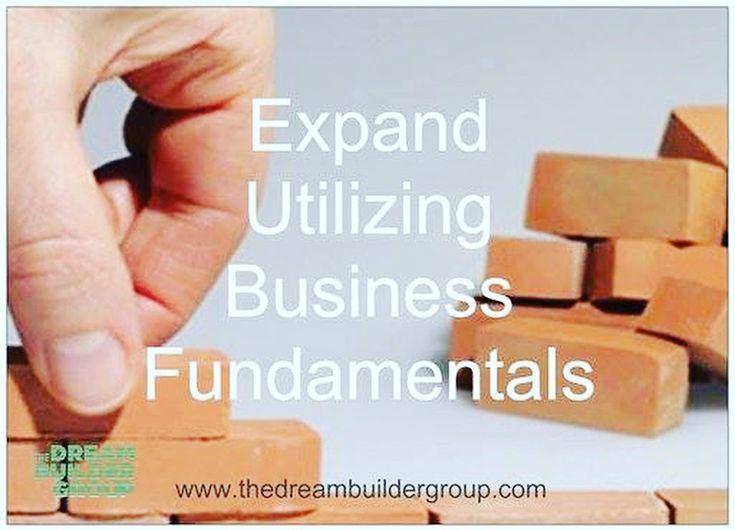 #Expand Utilizing Business Fundamentals