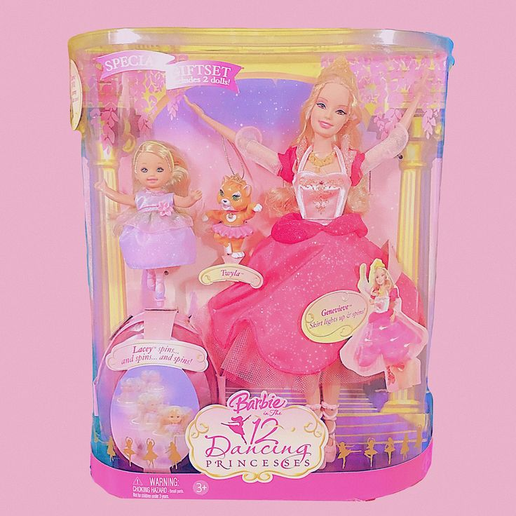 Barbie in the 12 dancing princesses 91906 this movie is