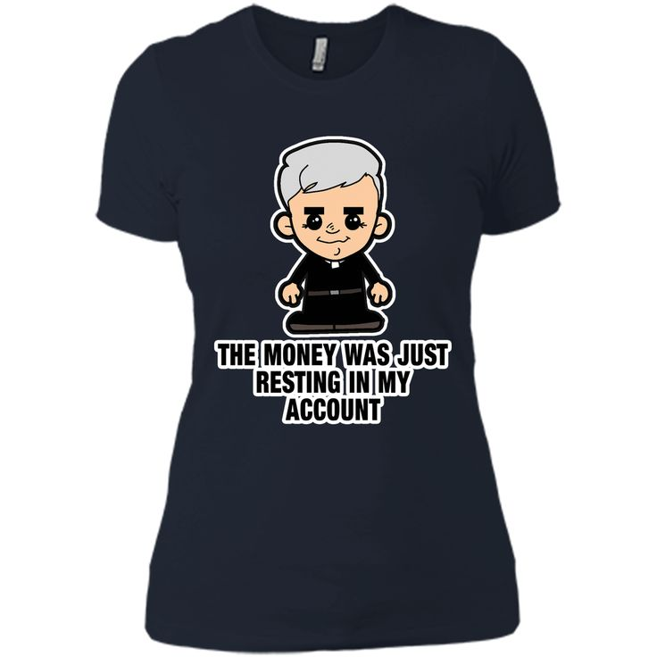 Lil Father Ted - Money T-Shirt