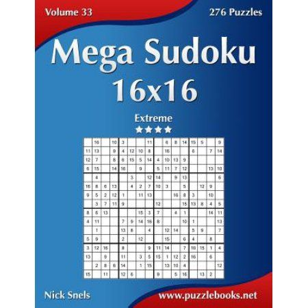 sudoku 16x16 kostenlos