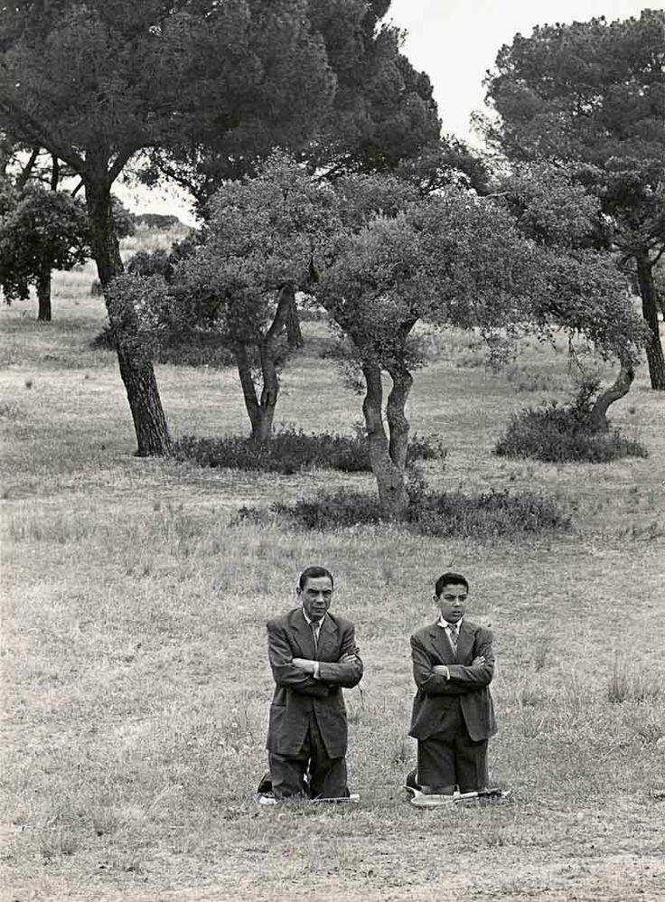 Misa en la Casa de Campo, 1962. © Ramón Masats. Cortesía Fundació Fotocolectania