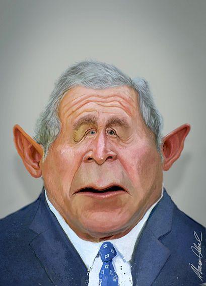 George Bush                                                                                                                                                                                 Plus