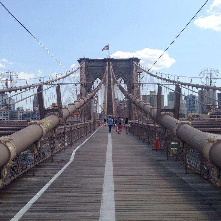 Brooklyn bridge !!
