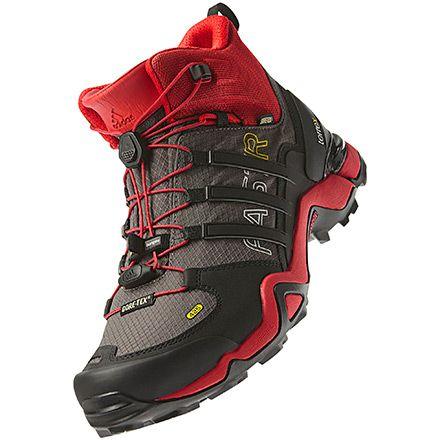 Terrex Fast R Mid GTX. Lightweight, Waterproof Trekking Boots.