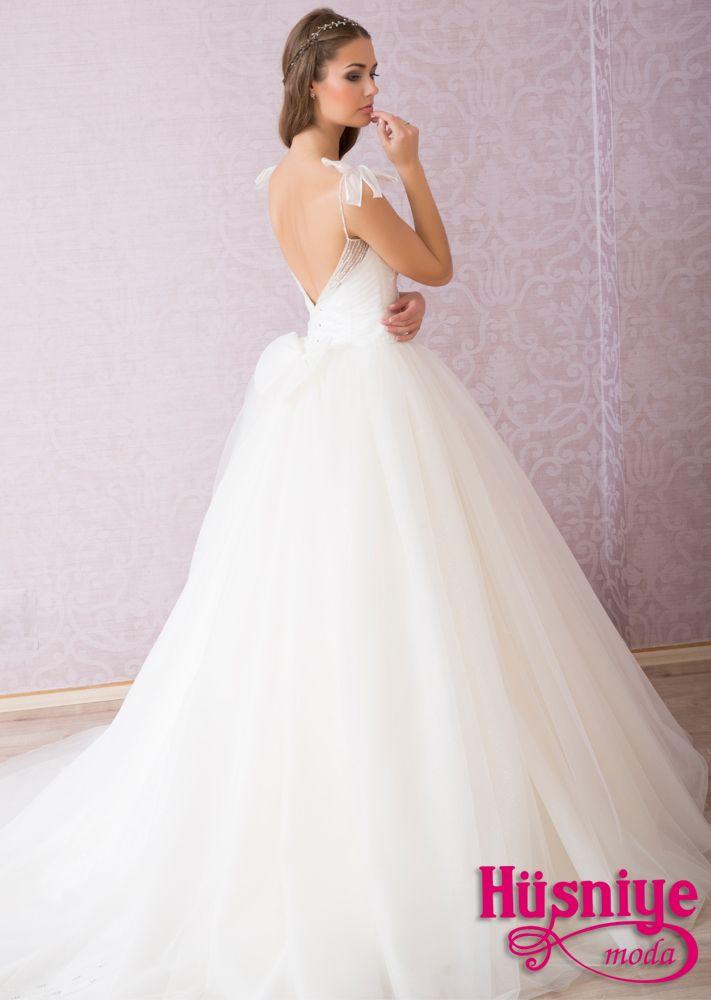 #weddingdress #2017 www.husniyemoda.com.tr