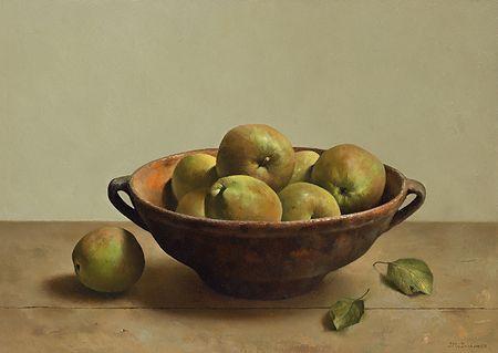 Marius van Dokkum : Appels uit Westeremden