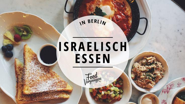 Hummus, Shakshuka, Gurke-Tomate-Feta-Salat und Arak – in diesen 11 Restaurants und Cafés in Berlin könnt ihr richtig gut Israelisch essen.