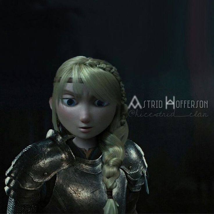 astrid hofferson how to train your dragon