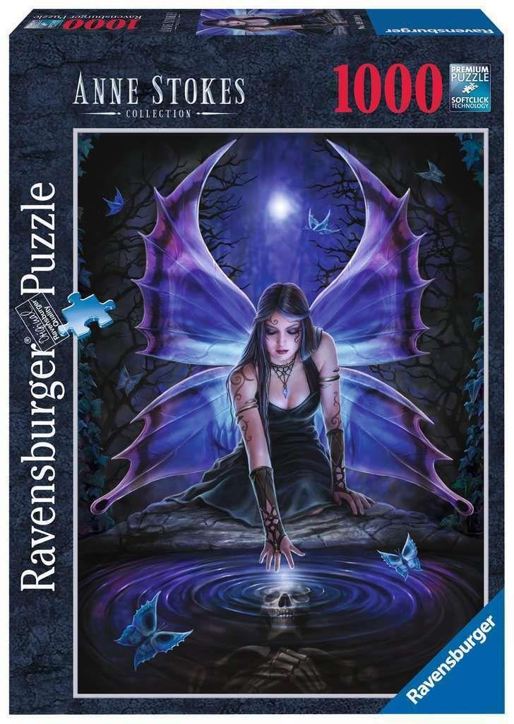 Ravensburger Puzzle Anne Stokes Sehnsucht 1000 Teile 50 X 70 Cm Ebay In 2020 Ravensburger Anne Stokes Ravensburger Puzzle