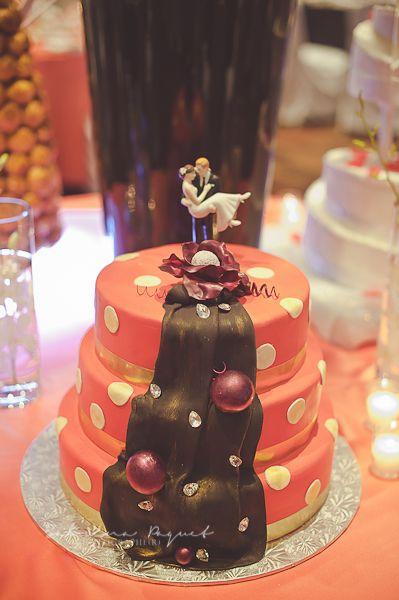 Gâteau de mariage de Sébastien Camus - chef pâtissier du George V www.legeorge-v.com