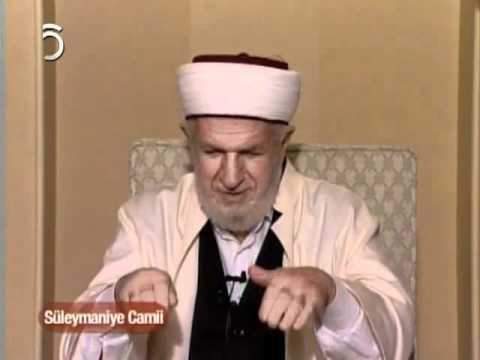 Prof. Dr. Cevat Akşit Hoca   Süleymaniye Dersleri [3]   TV5