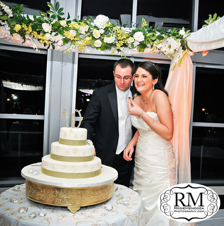 Beach Weddings In Miami Florida: Andrew And Stacy's Destination Wedding At Eden Roc