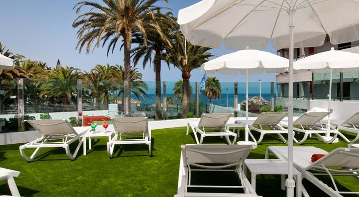 Casas Pepe Adults Recommended Playa del Ingles Situated next to the oceanfront promenade in Gran Canaria's Playa del Inglés, this apartment complex boasts Atlantic Ocean views and an outdoor pool surrounded by extensive tropical gardens.