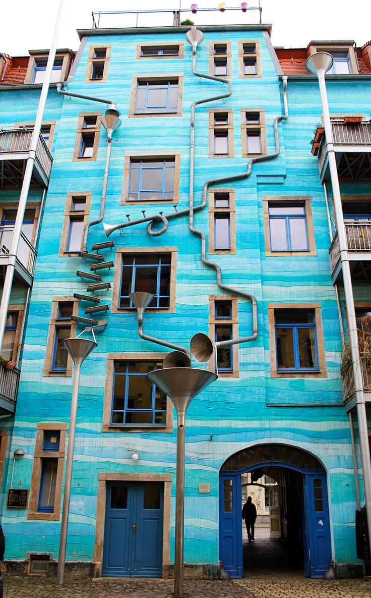 Kunsthofpassage, Dresden
