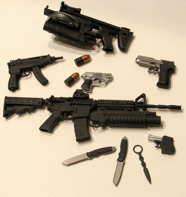 Image result for the winter soldier weapons