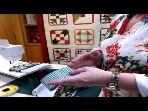 VAMOS APRENDER – PANO DE PRATO   Cantinho do Video Costura em Roupas
