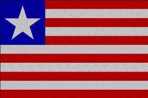 Liberia Flag Large Glass Cutting Board by MyHeritageWear.com. $29.99