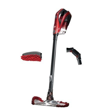 Reconditioned Dirt Devil 360 Reach Bagless Stick Vacuum, SD12515RM, Red