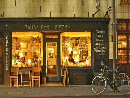 Köln, Trödelcafé