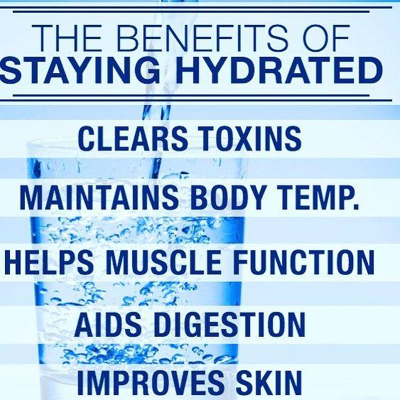 Feliz Lunes amigas!!! . Hoy quiero recordarles que mantenerse hidratado es súper importante para su salud. . Están bebiendo al menos 6 a 8 vasos de agua al día? Asegúrate de hacerlo. A mi gusta llevar una botella conmigo durante todo el día así que no me olvido. Además asegúrese de beber al menos 8 onzas de agua antes de cada comida. Te ayuda a sentirte lleno y te mantiene hidratado. #hydrate #hidratados #agua #salud #saludable