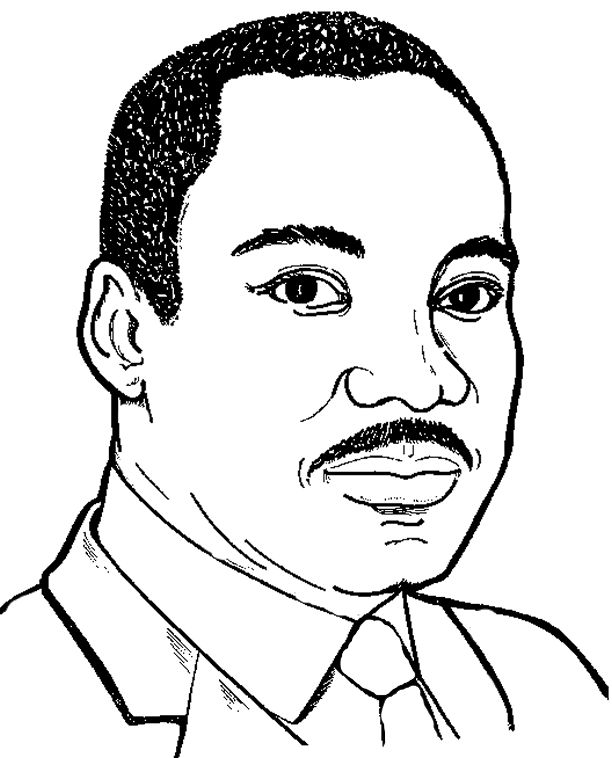 Where can you download free MLK Day clip art?