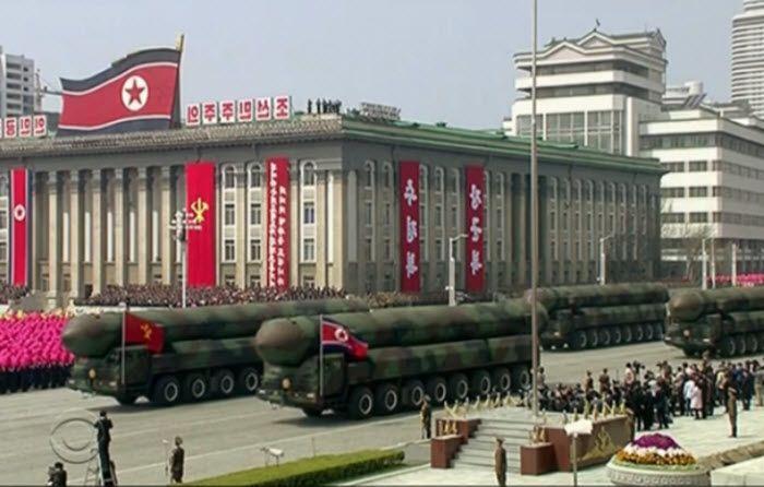 Kim Jong-Un: North Korea fires ballistic missile that lands in Japan's exclusive economic zone